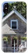 Oak Bluffs Cottage IPhone Case