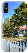 Ocracoke Lighthouse, Ocracoke Island, Nc IPhone Case