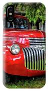 Old Chevy Truck IPhone Case