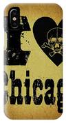 Old Chicago IPhone Case