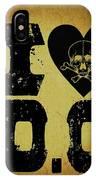 Old D.c. IPhone Case