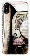 Old Farm Ford IPhone Case