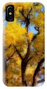 Old Giant  Autumn Cottonwood Orton IPhone Case