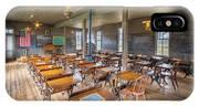 Old Schoolroom IPhone Case