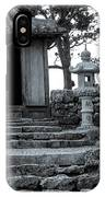 Old Shrine IPhone Case