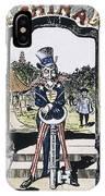 Open Door Cartoon, 1900 IPhone Case
