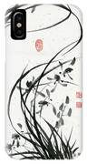 Orchid - 31 IPhone Case
