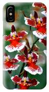 Orchid 34 IPhone Case