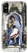 Ovid (43 B.c.-c17 A.d.) IPhone Case