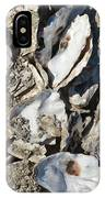 Oyster Shells IPhone Case