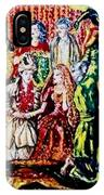 Pakistani Wedding IPhone Case