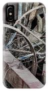 Palouse Farm Wheels 3156 IPhone Case