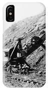 Panama Canal - Construction - C 1910 IPhone Case