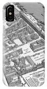 Paris 1730 IPhone Case