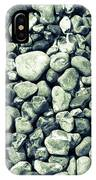Pebbles 9 IPhone Case
