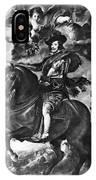 Philip Iv (1605-1665) IPhone Case