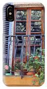 Pienza Balcony IPhone Case