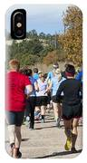 Pikes Peak Road Runners Fall Series IIi Race IPhone Case
