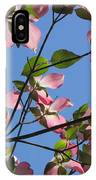 Pink Dogwood IPhone Case