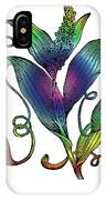 Pitcher Plant IPhone Case