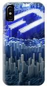 Pixel Dash Concept IPhone Case