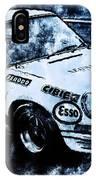 Porsche Carrera Rsr, 1973 - 03 IPhone Case