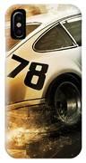 Porsche Carrera Rsr, 1973 - 20 IPhone Case