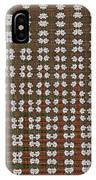 Prickly Poppy Abstract IPhone Case