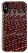 Pritzker Pavilion IPhone Case