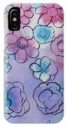 Purple Explosion IPhone Case