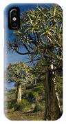Quiver Tree Forest IPhone Case