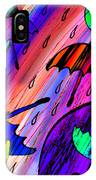 Rainy Day Love IPhone Case
