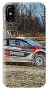 Rally Car IPhone Case