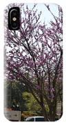 Redbud Tree  IPhone Case