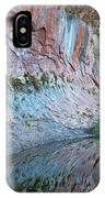 Reflections In Oak Creek Canyon IPhone Case