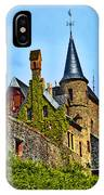 Reichsburg Cochem. IPhone Case