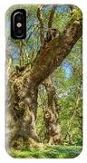 Relaxing Planes Trees Arbor IPhone Case
