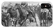 Remington: Cowboys, 1888 IPhone Case
