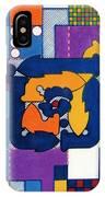 Rfb0567 IPhone Case