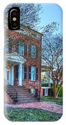 Riddicks Folly House Museum  IPhone Case