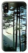 Riding The Warm Currents IPhone Case