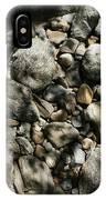 River Stones IPhone Case