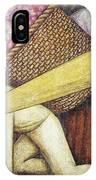 Rivera 43 Diego Rivera IPhone Case