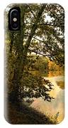 Riverside Reflections IPhone Case