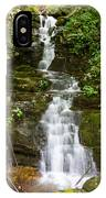 Roadside Waterfall IPhone Case