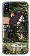Roses House IPhone Case
