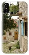 Rovinj IPhone Case