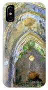 Ruins Of Chapel Sintra IPhone Case