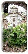 Ruins Of The Church Of St Wenceslas IPhone Case