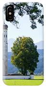 Saint Coloman Church 2 IPhone Case